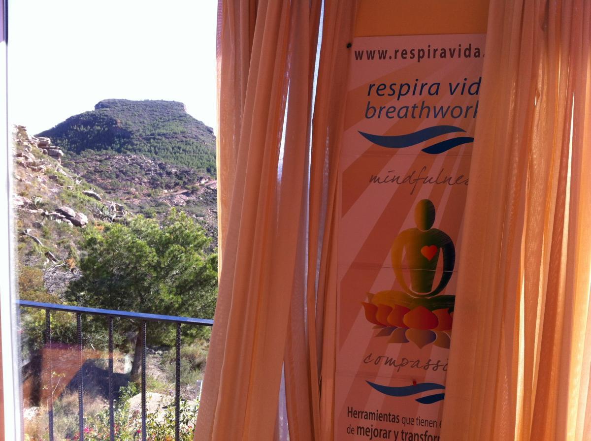 Retiro meditación y silencio Respira Vida Breathworks