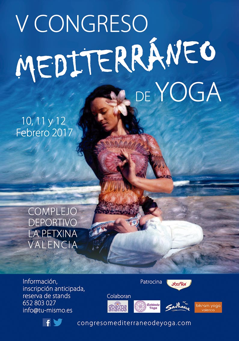 congreso de yoga movimientos mindful
