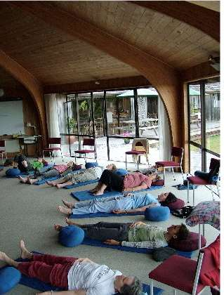 Meditaction and silence retreat Respira Vida Breathwokrs